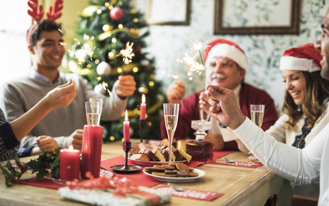 Cómo escoger vino para tus comidas de Navidad