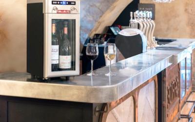¿Por qué comprar vinoteca con dispensador para nuestra casa?